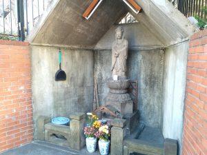 聖徳大の仏様
