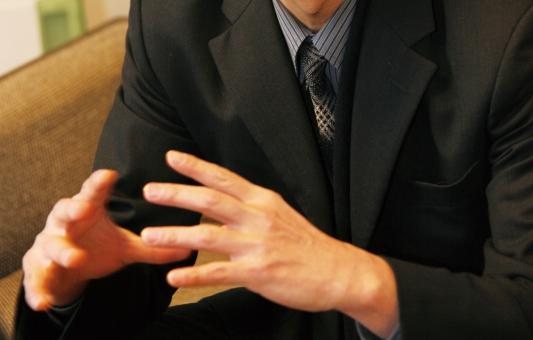 顧問契約の写真
