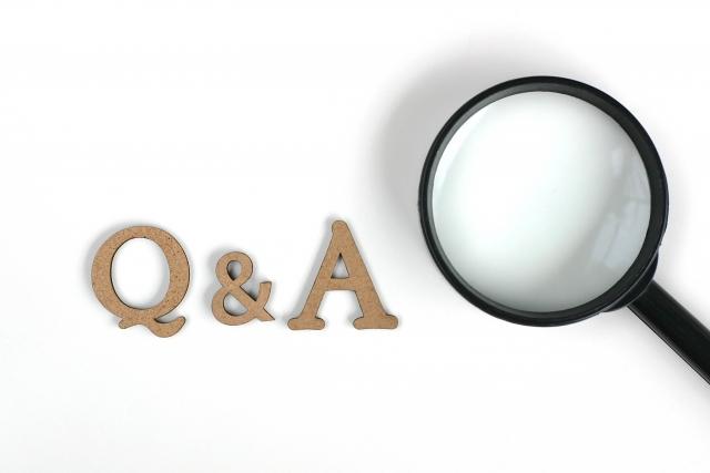 Q&A写真