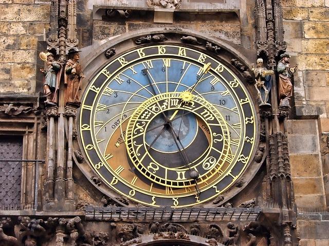 西洋の古時計