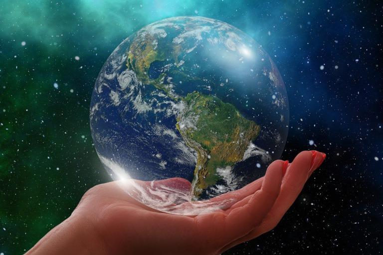 地球のアセンション?