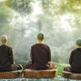 集団瞑想のイメージ画像